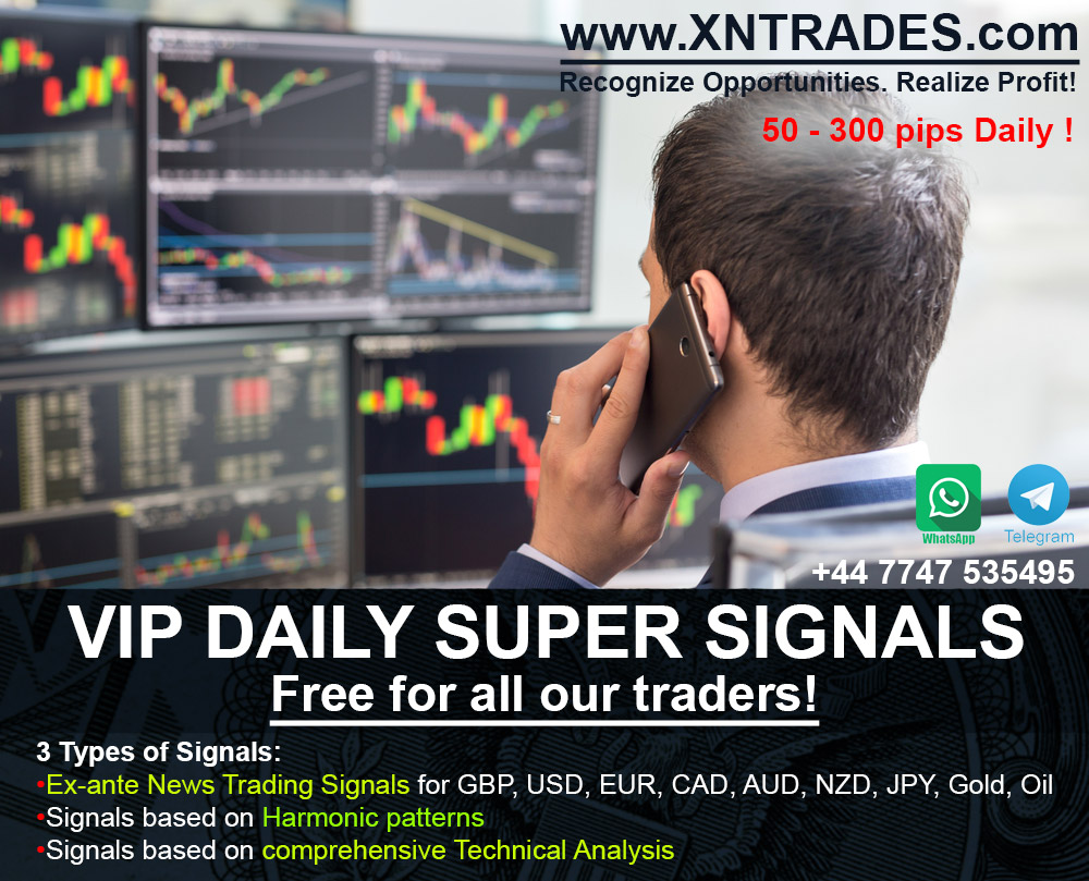 VIP Daily Super Signals - XNTRADES